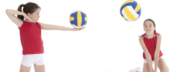 Girls Volleyball Skills & Drills Camp -2018